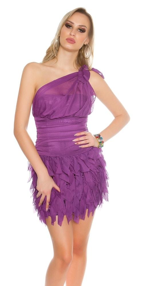 Večerné dámske šaty - 38 Koucla in-sat1429li