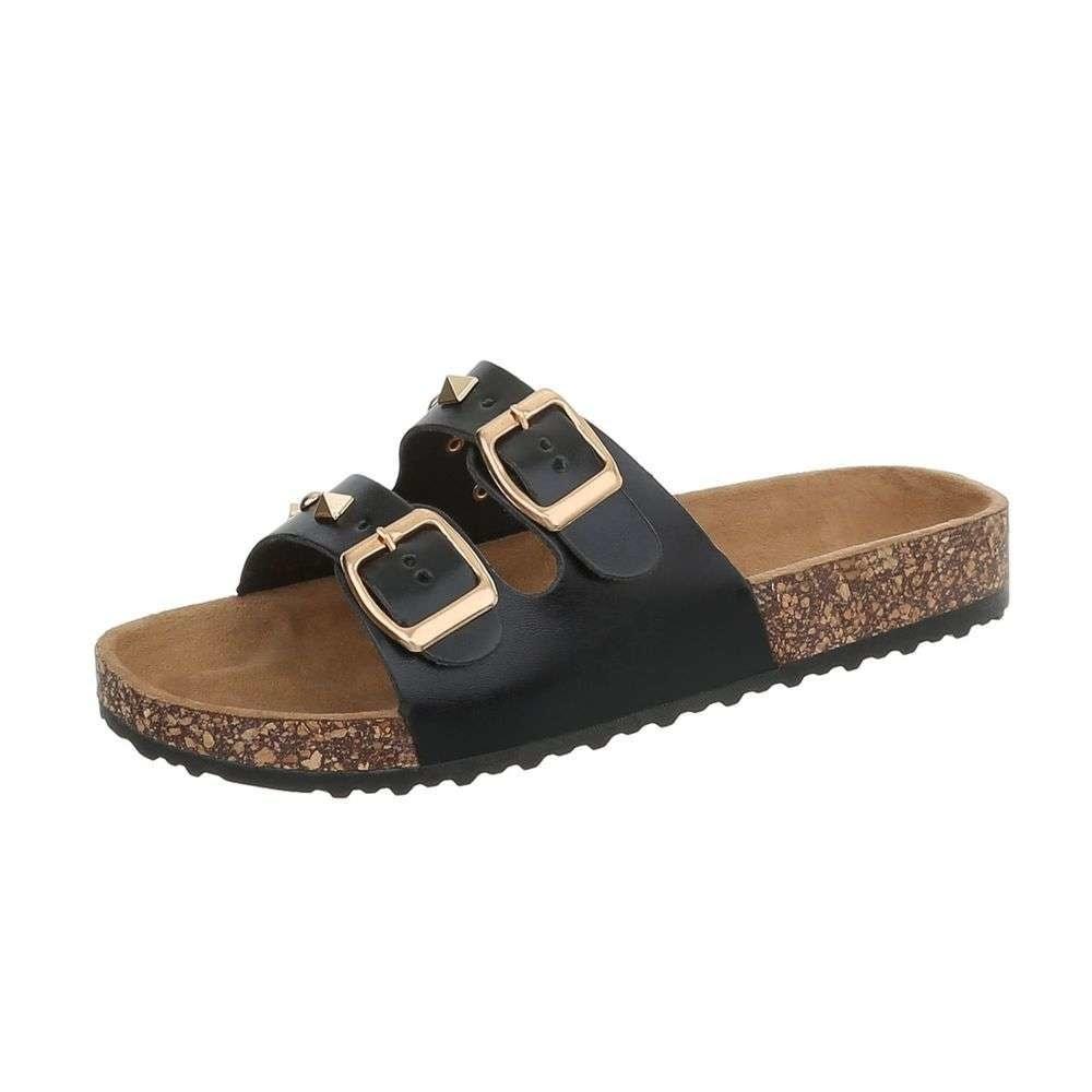 Dámske papuče EU shd-opa1016bl