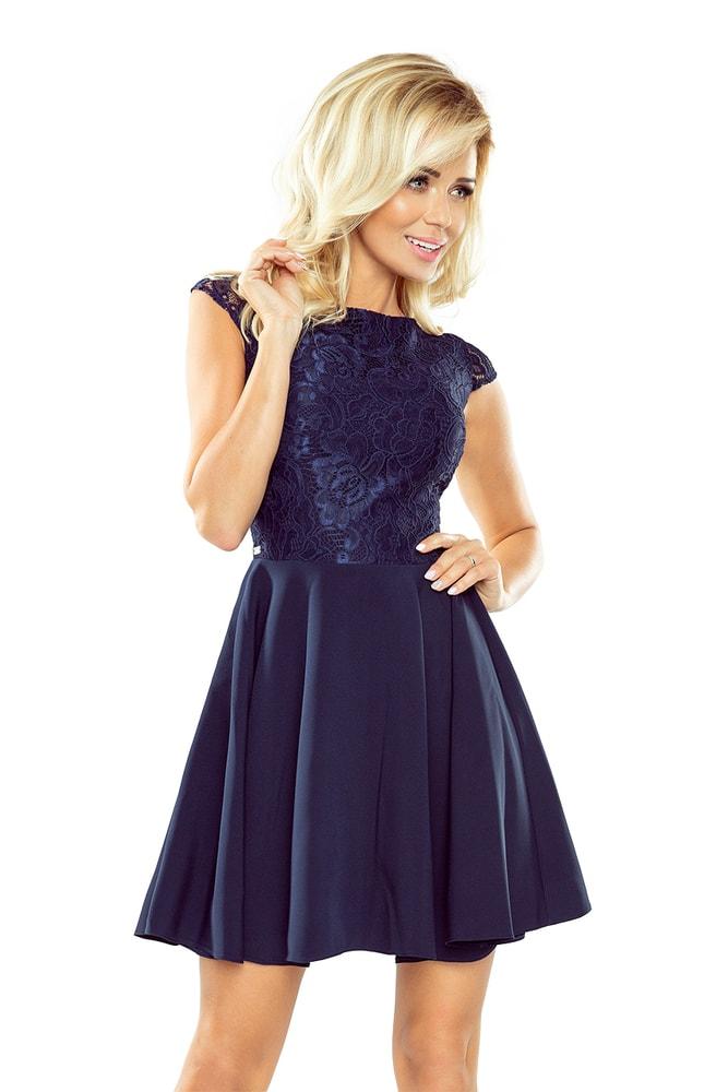 946dea69d Spoločenské dámske šaty - XL Numoco nm-sat157-1