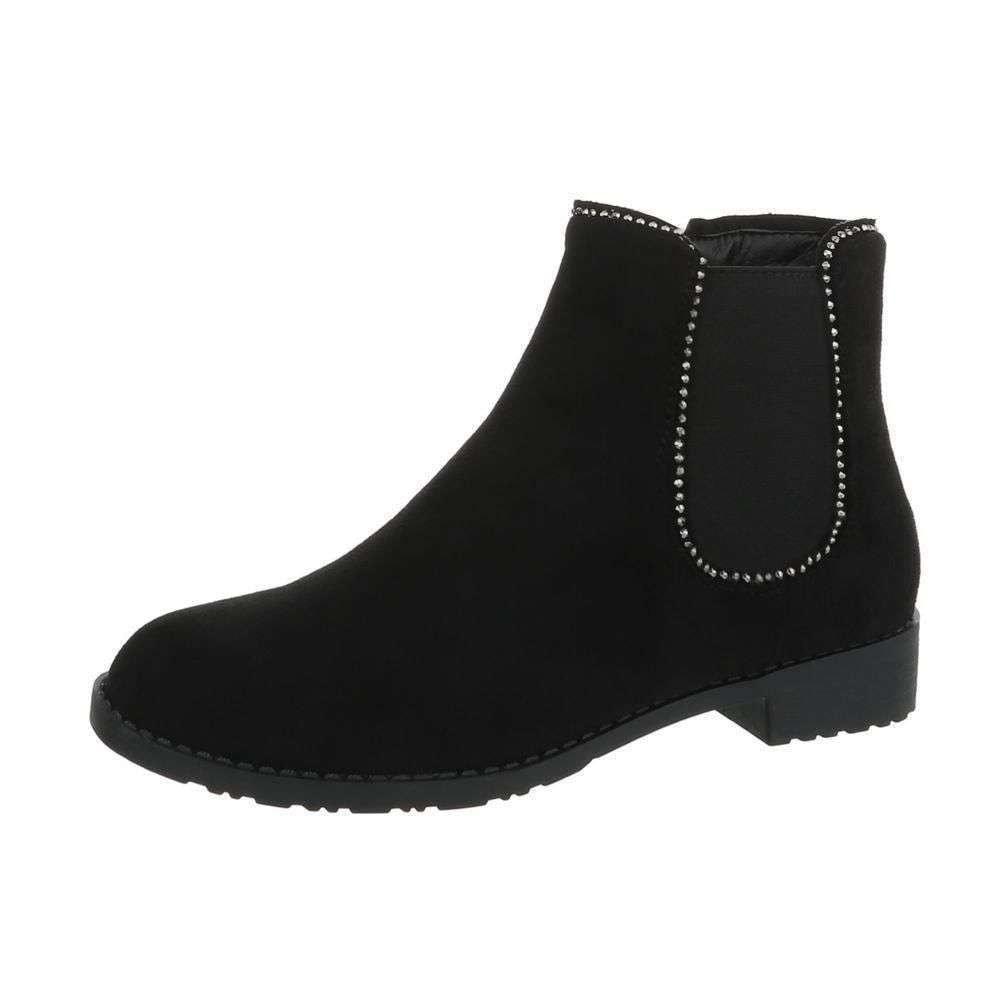 Členková dámska obuv - 41 shd-okk1044bl
