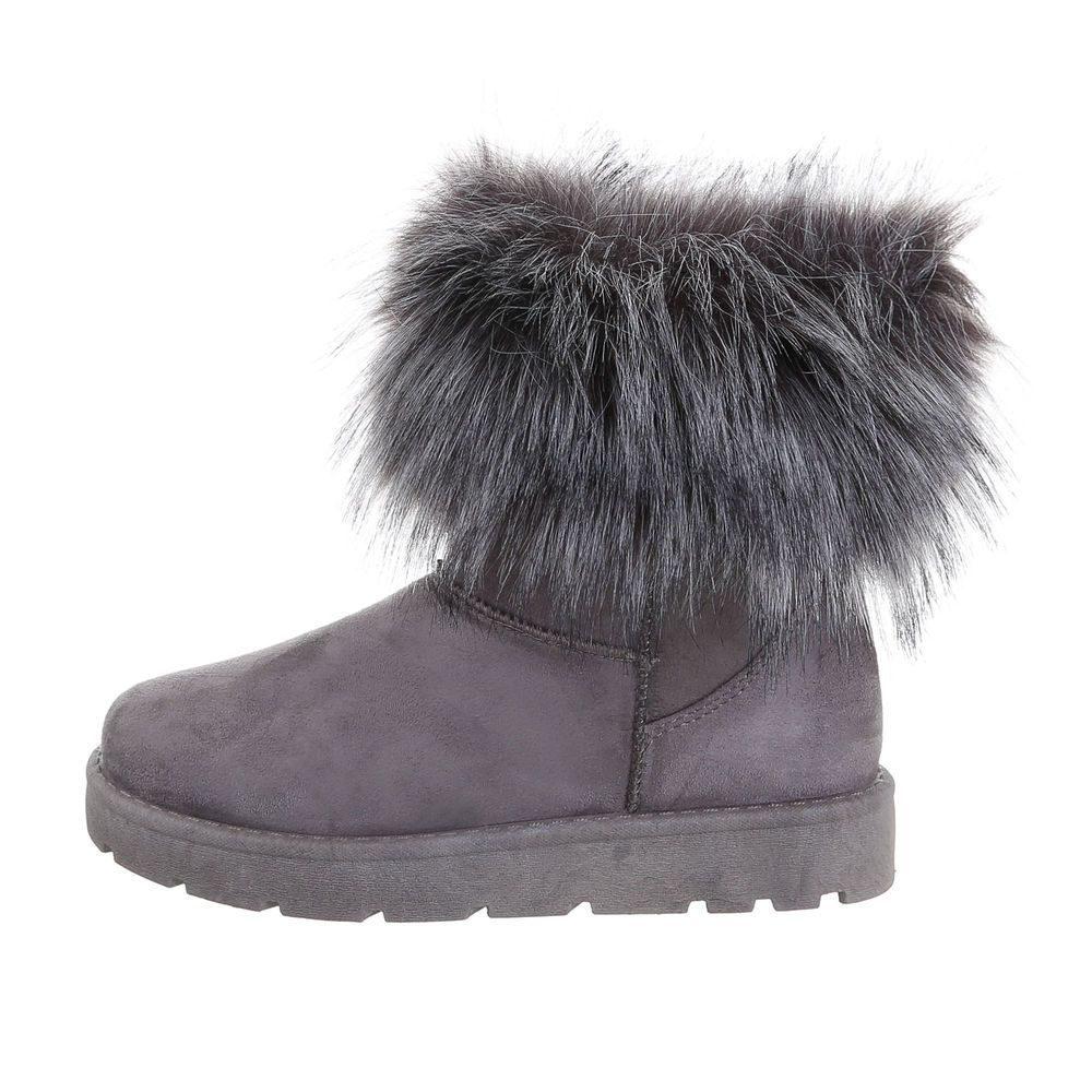 Zimné dámske topánky - 38 EU shd-oko1255gr