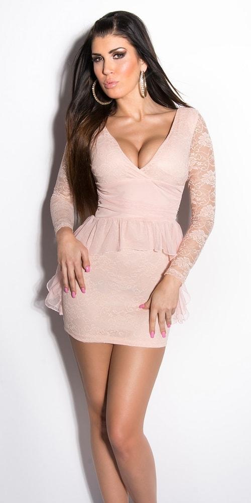 Dámske elegantné šaty - M Koucla in-sat1547lo