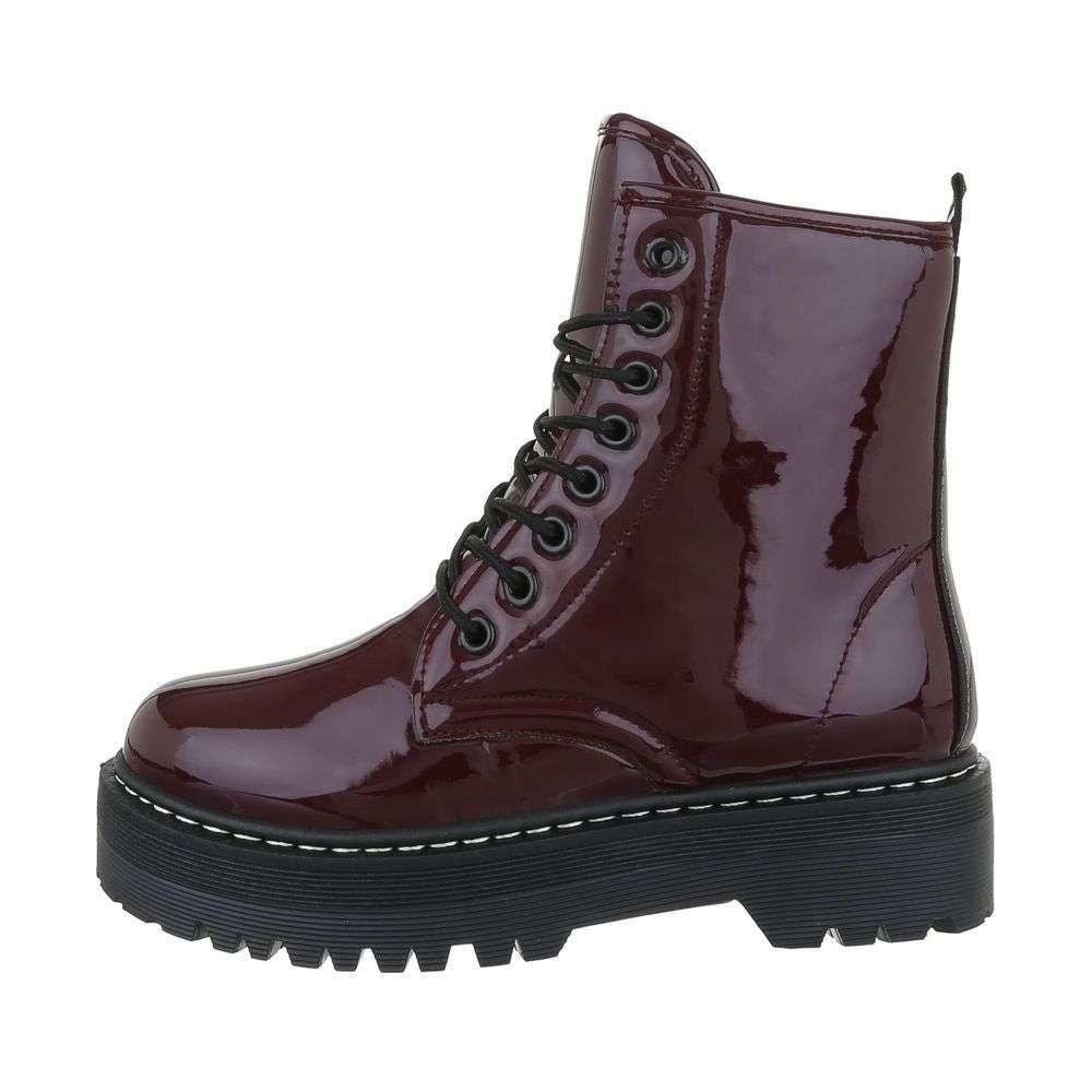 Kotníková dámská obuv EU shd-okk1194vi
