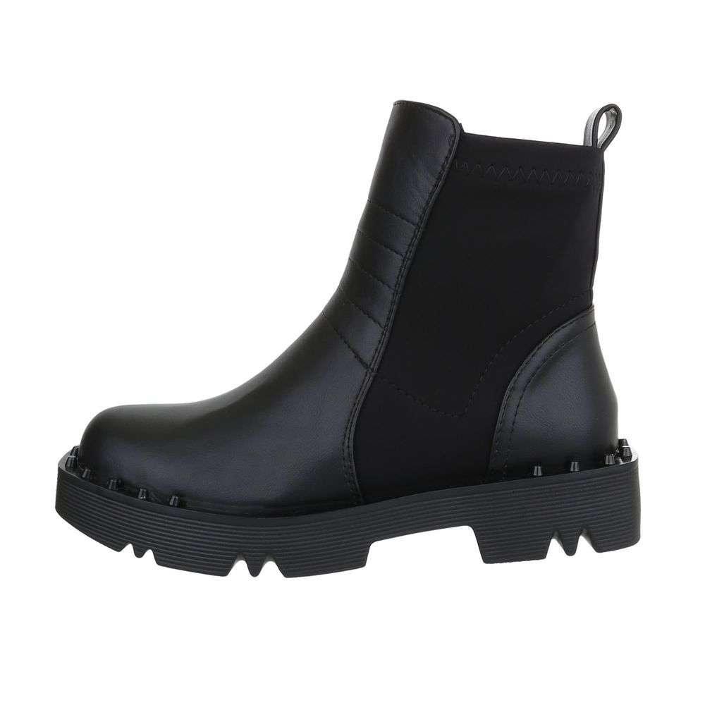 Kotníková dámská obuv - 41 EU shd-okk1177bl