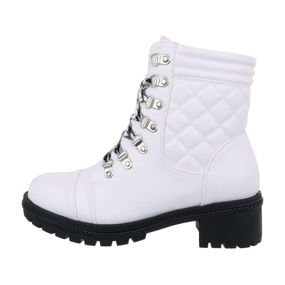 Dámske členkové topánky - 39 EU shd-okk1233wh