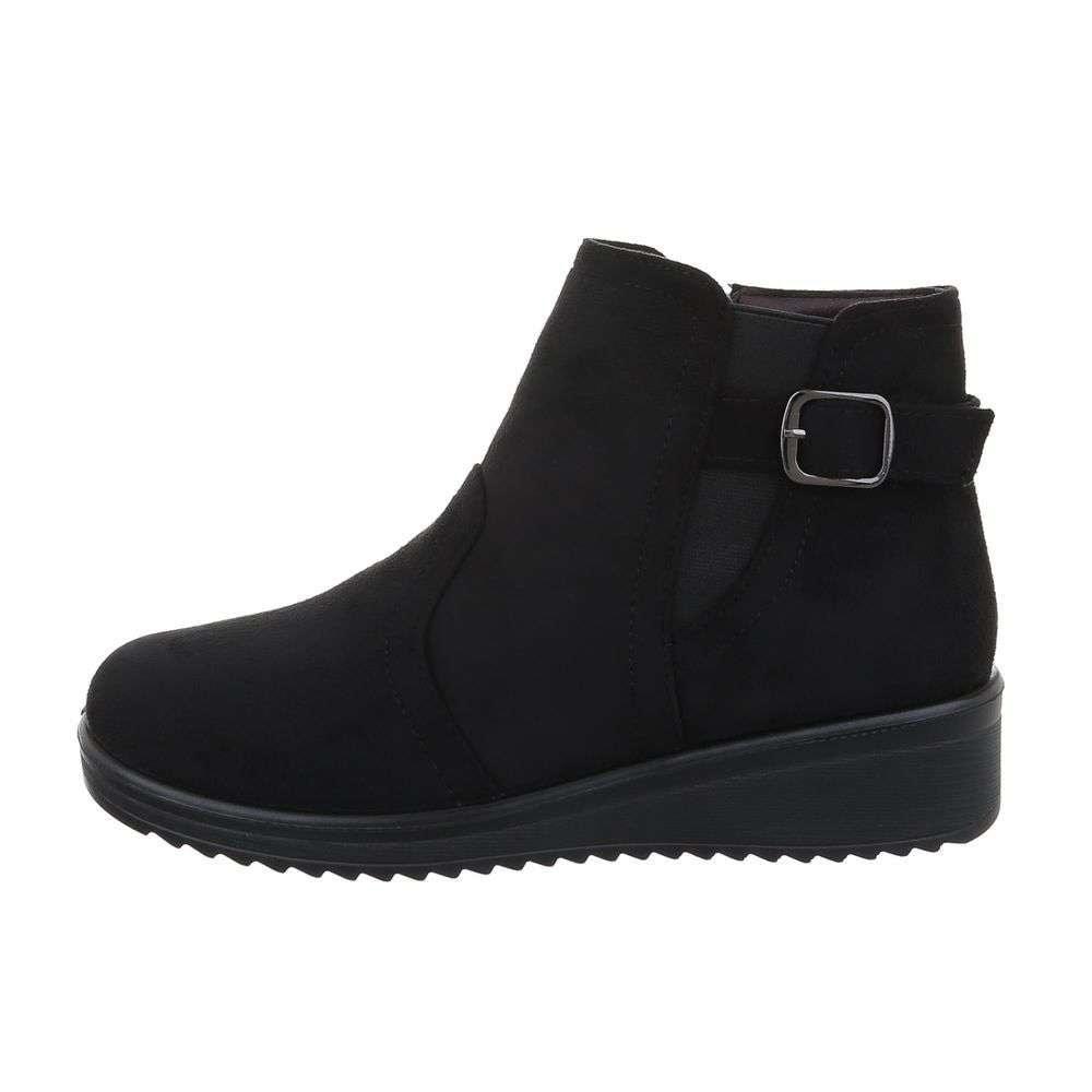 Dámská zimní obuv - 42 EU shd-okk1261bl