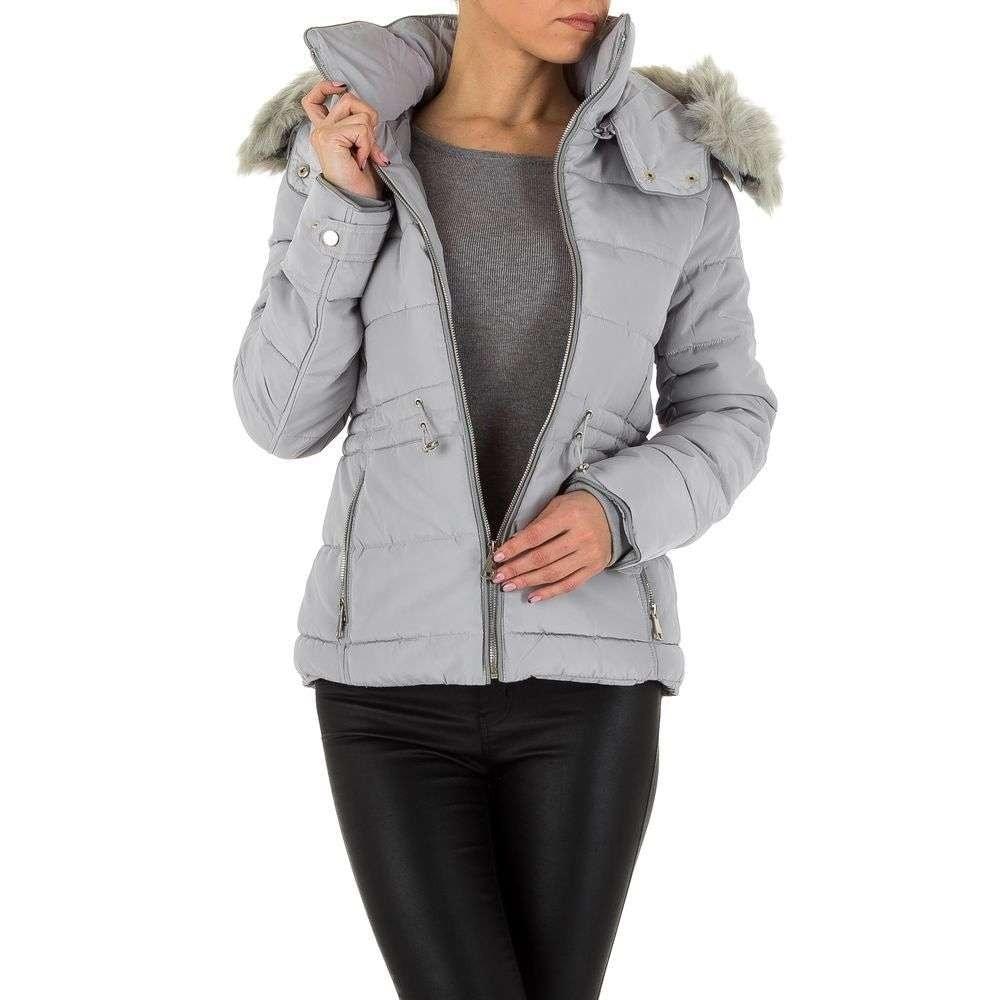 Dámska bunda zimná shd-bu1005gr
