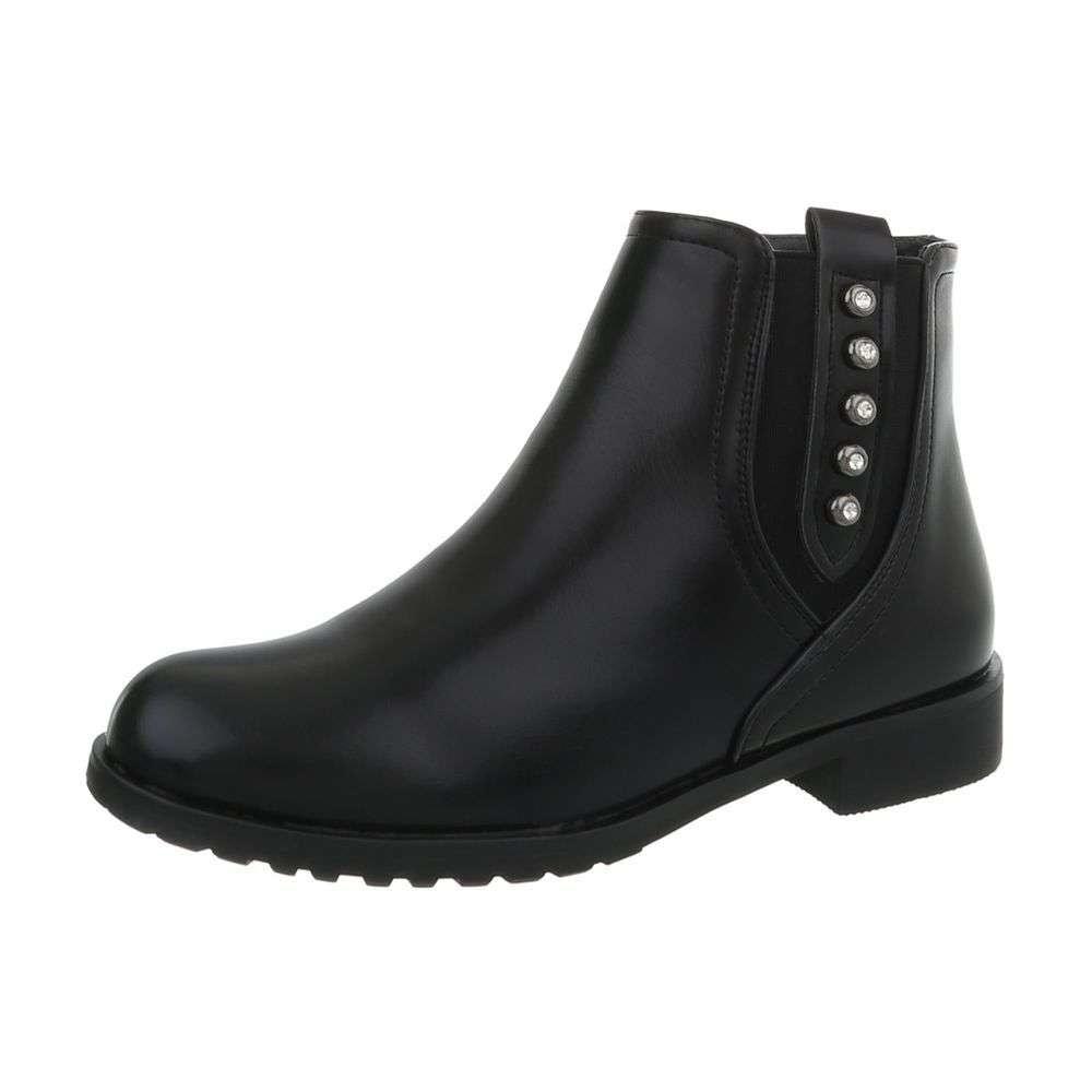 Dámská obuv Chelsea EU shd-okk1152
