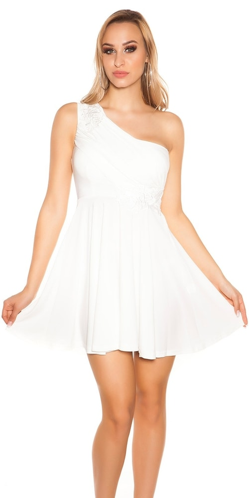 Krátke plesové šaty - S Koucla in-sat1204cr