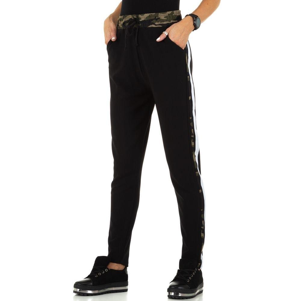 Dámske športové nohavice EU shd-ka1150bl