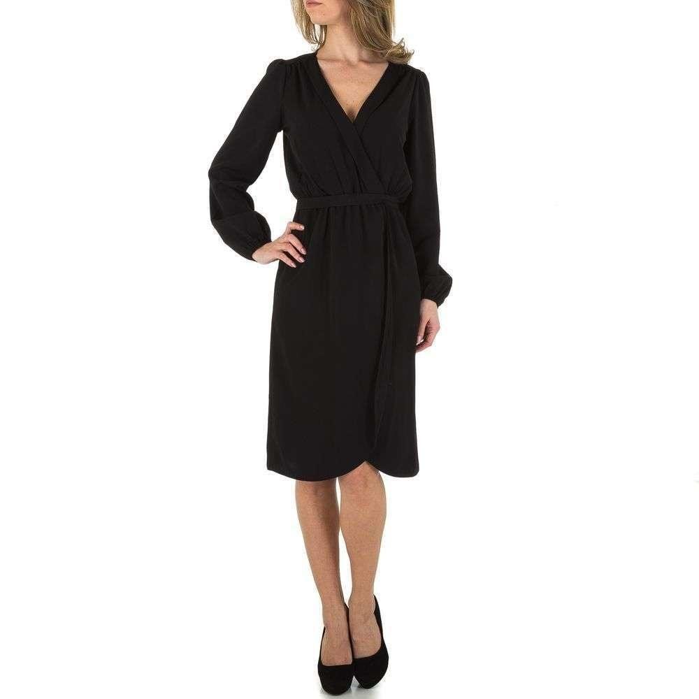 Dámské zavinovací šaty - S/36 EU shd-sat1022bl