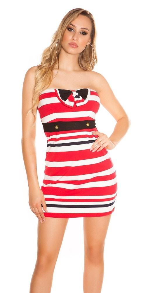 Letné dámske mini šaty Koucla in-sat1879re