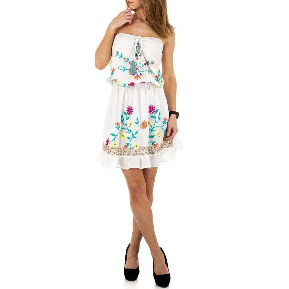 Krátké letní šaty EU shd-sat1109wh