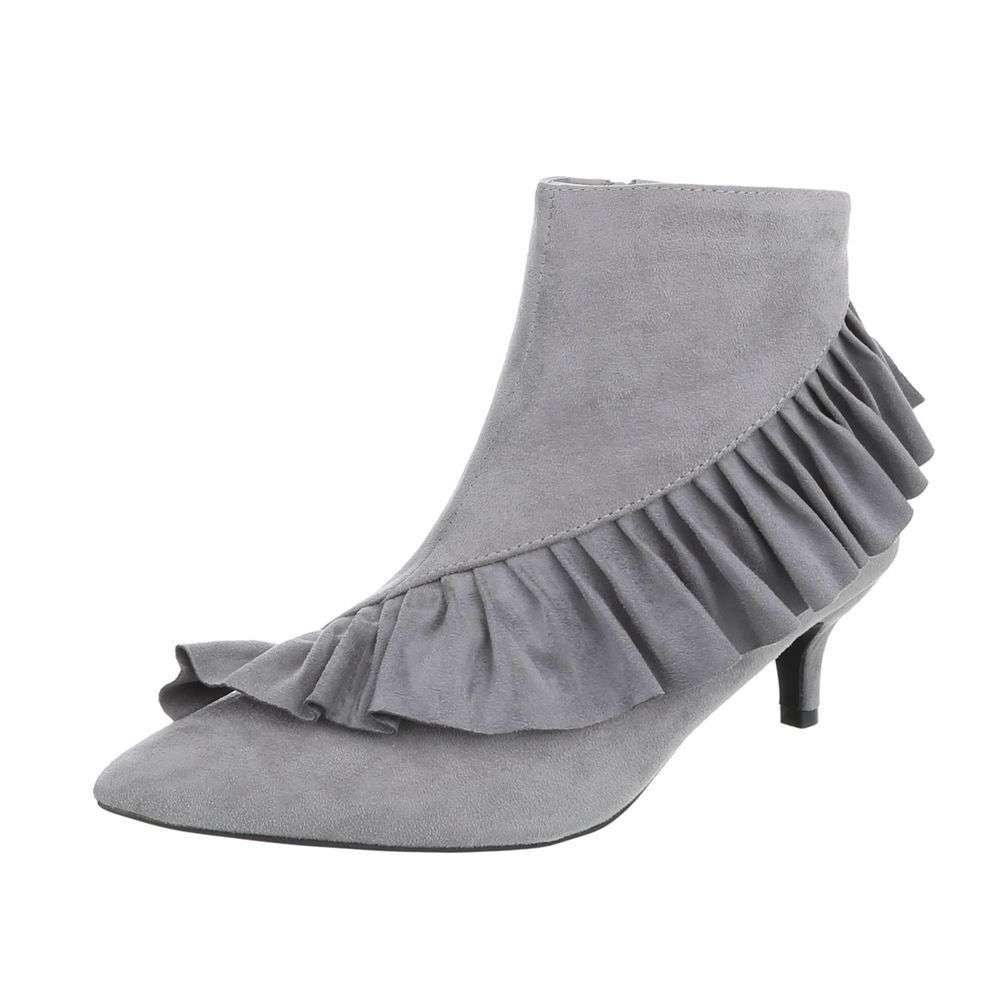 Členková dámska obuv - 39 EU shd-oko1028gr