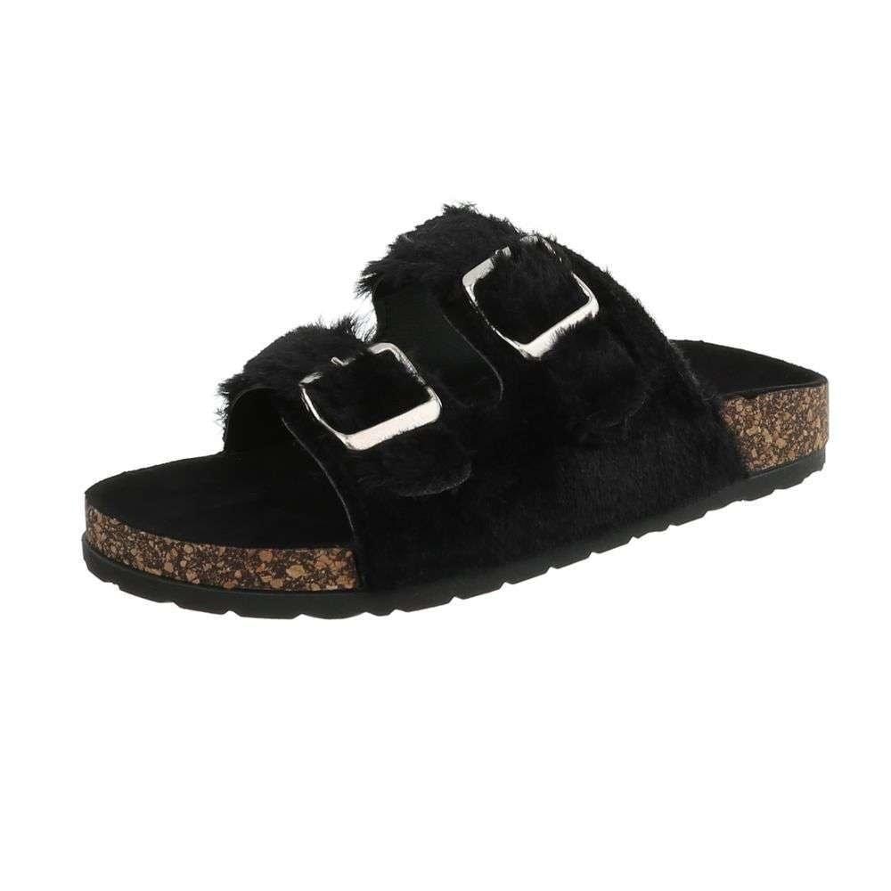 Dámske papuče - 41 EU shd-opa1017bl