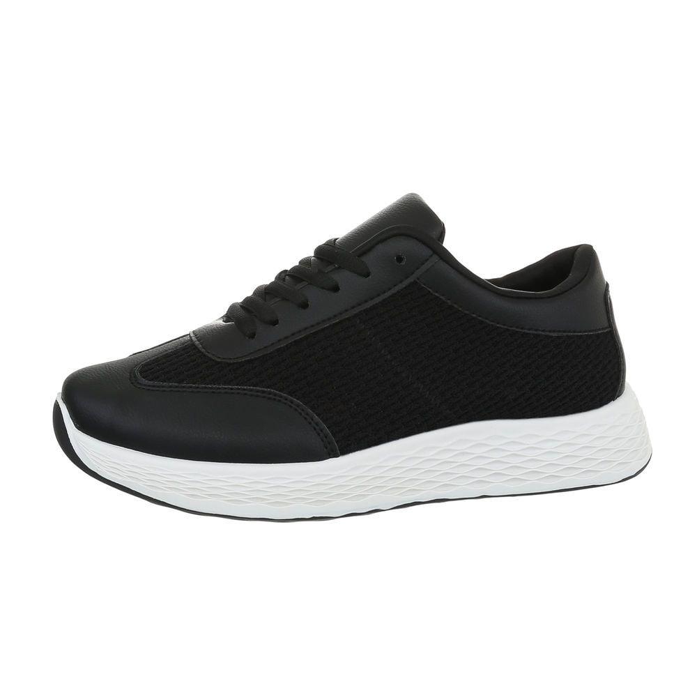 Čierne dámske tenisky - 40 EU shd-osn1211bl