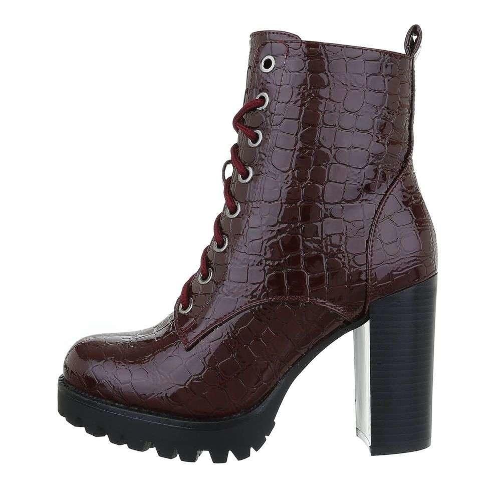 Kotníková obuv na podpatku - 39 EU shd-okk1186re