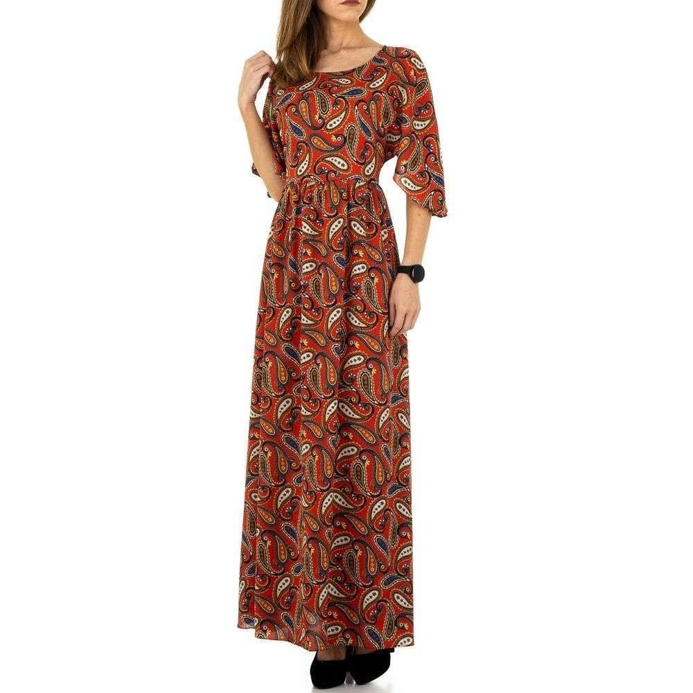 Dámské dlouhé šaty - S/36 EU shd-sat1106re