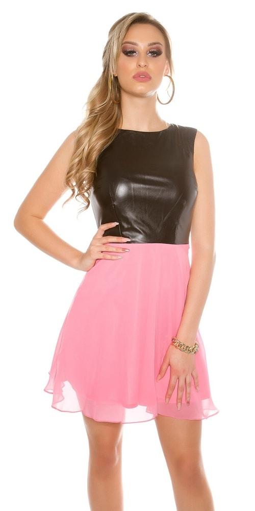 Dievčenské šaty do tanečných Koucla in-sat1463ko