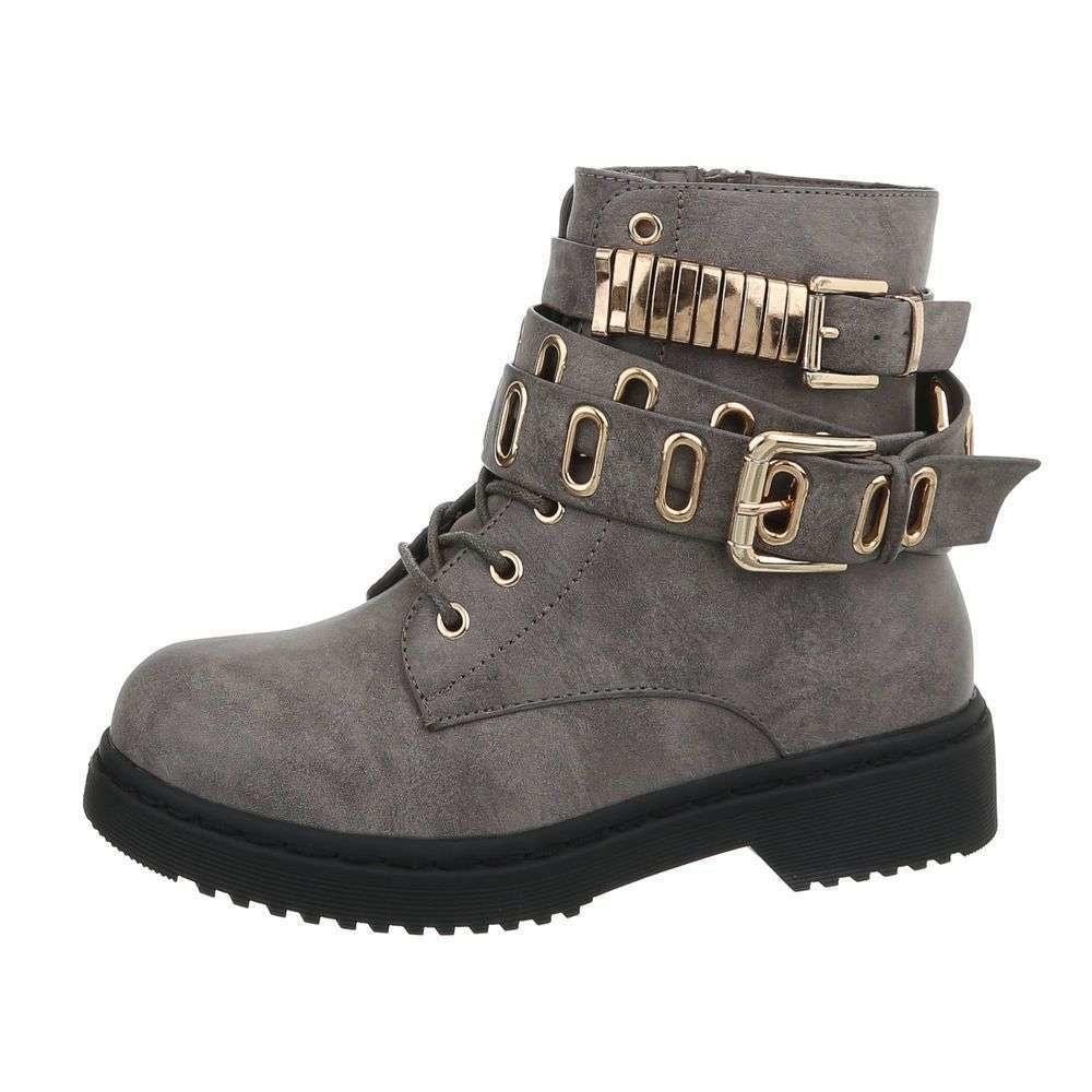 Členková dámska obuv - 40 EU shd-okk1050gr