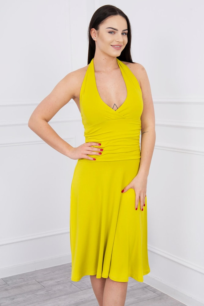 Letné dámske šaty - XXL Kesi ks-sa60941sze