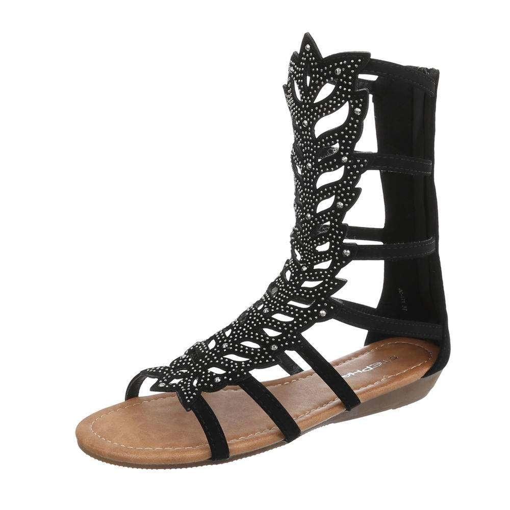 Vysoké sandále - 39 EU shd-osa1213bl