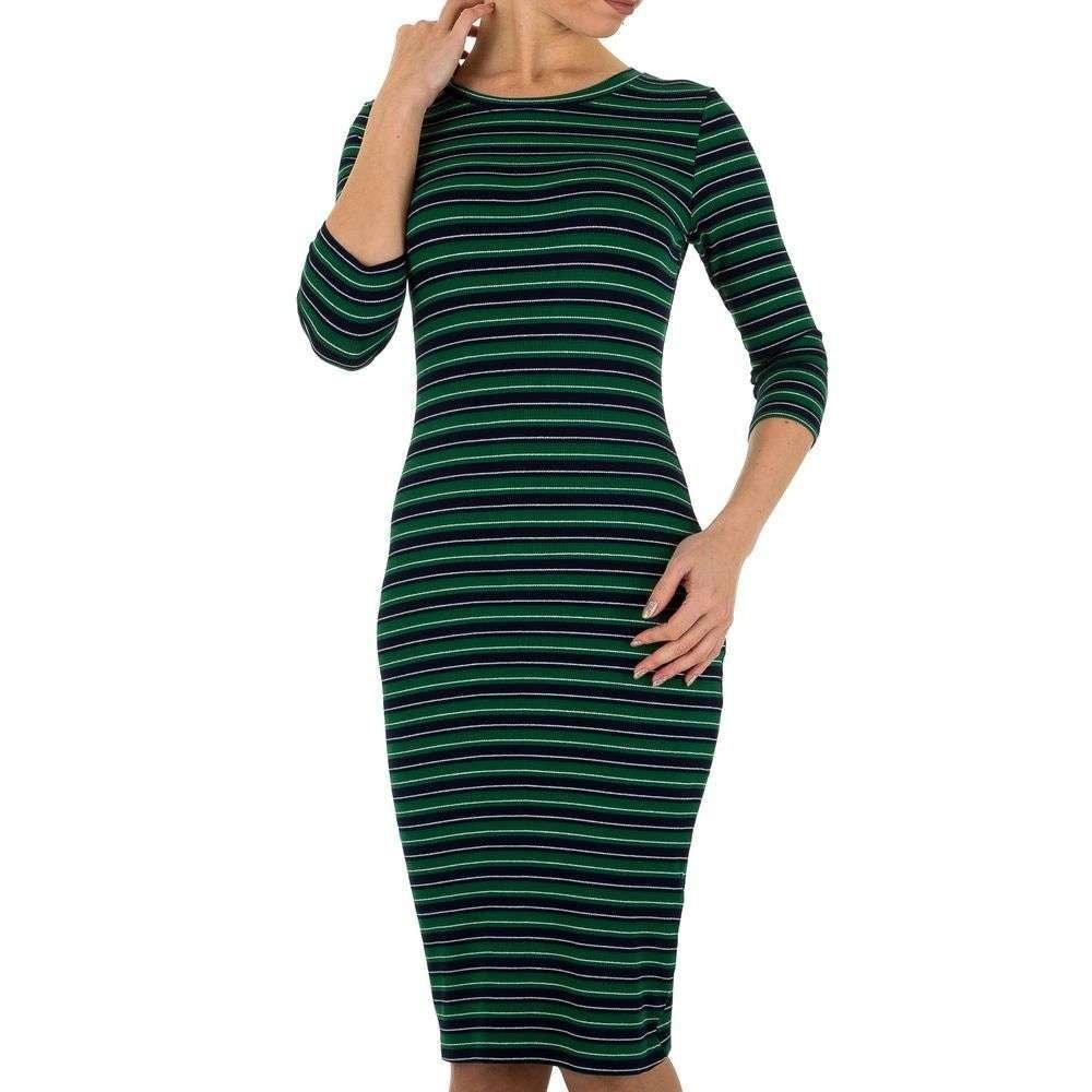 Dámské pruhované šaty - M EU shd-sat1038ze