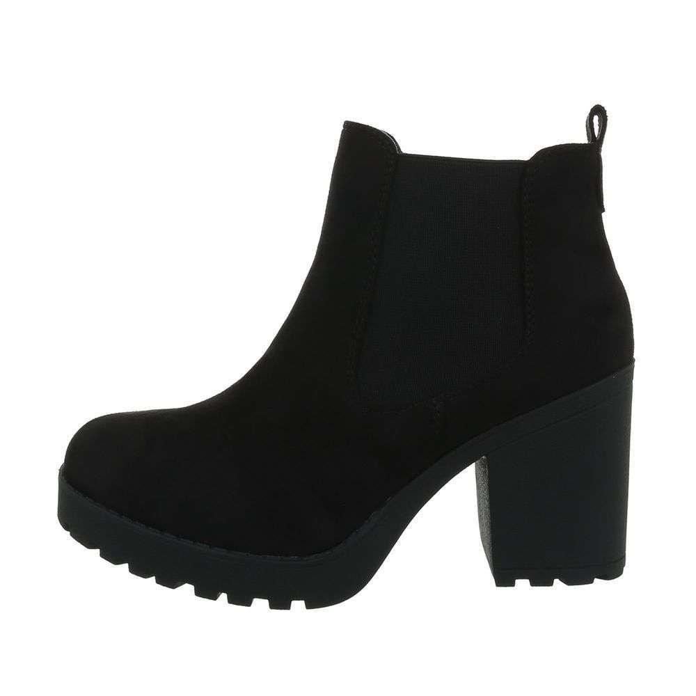 Dámská kotníková obuv - 36 EU shd-okk1141bl