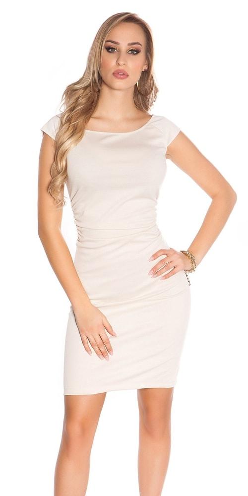 Dámske elegantné šaty Koucla in-sat1081cr
