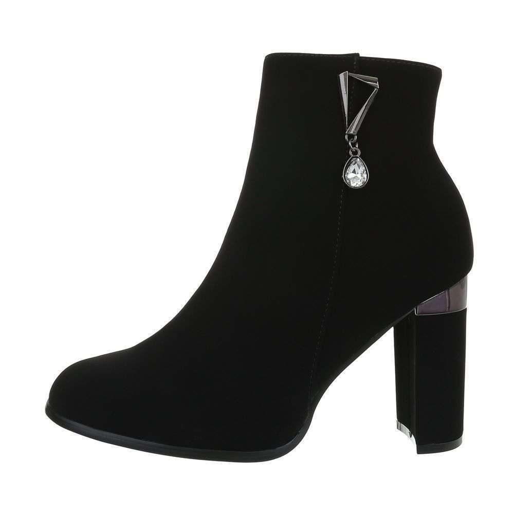 Kotníková elegantní obuv - 39 EU shd-okk1305bl