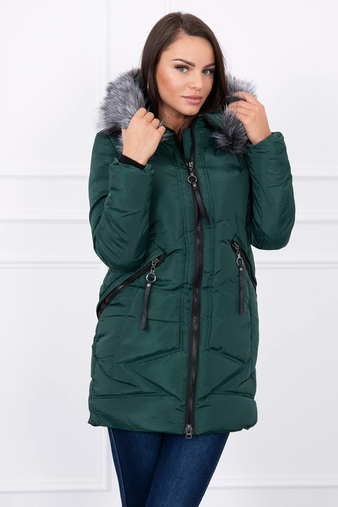 Dámska zimná bunda - XL Kesi ks-buA02ze