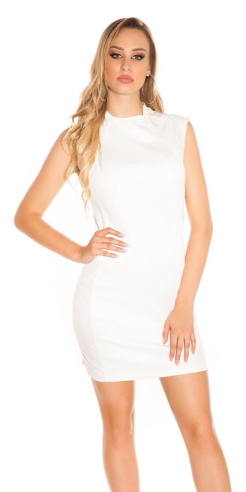 Dámské mini šaty - 40 Koucla in-sat1899wh