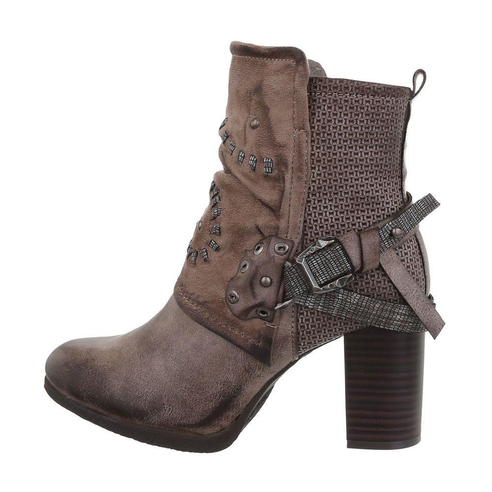 Dámske členkové topánky - 41 EU shd-okk1383kh