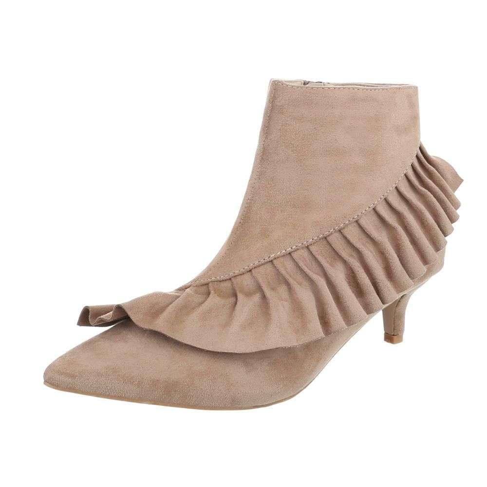 Členková dámska obuv - 40 EU shd-oko1028be