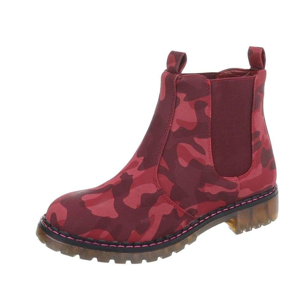 Členková dámska obuv EU shd-okk1049re