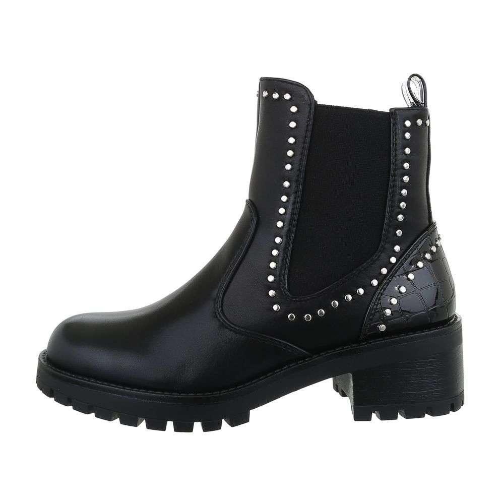 Dámská obuv Chelsea EU shd-okk1170bl