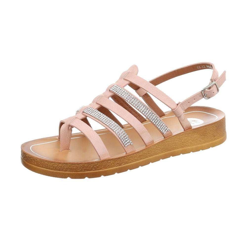 Dámské letní sandály EU shd-osa1043pi