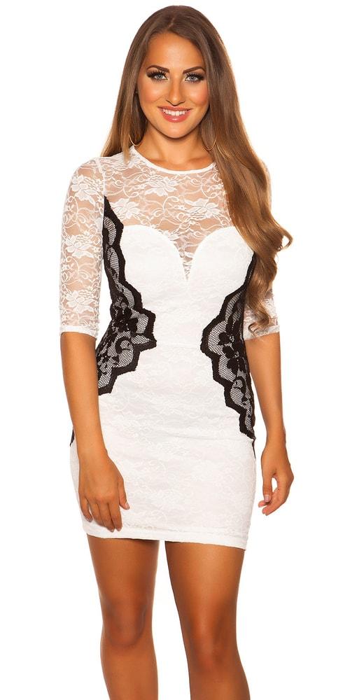 Dámské večerní šaty - M Koucla in-sat1536wh