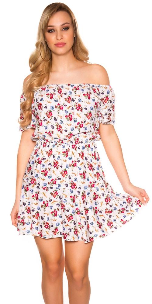 Dámské mini šaty Koucla in-sat2000wh