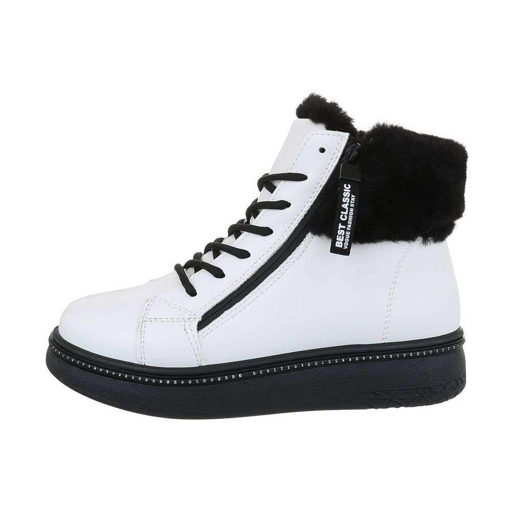 Kotníková zimní obuv - 39 EU shd-okk1182wh