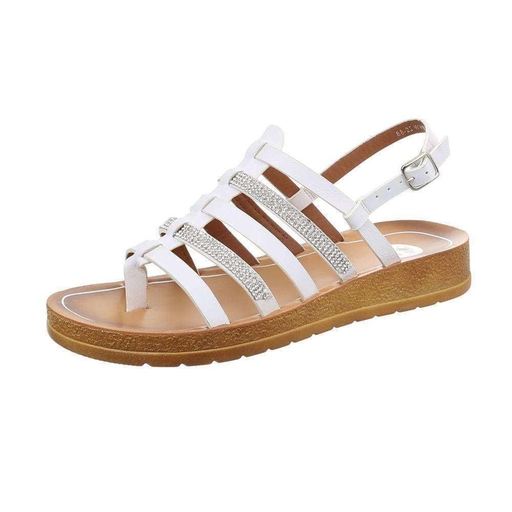 Dámské letní sandály EU shd-osa1043wh