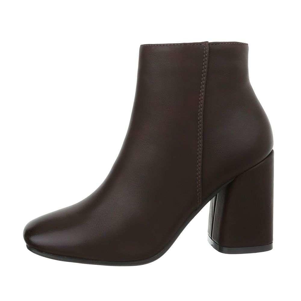 Dámske členkové topánky - 37 EU shd-okk1021hn
