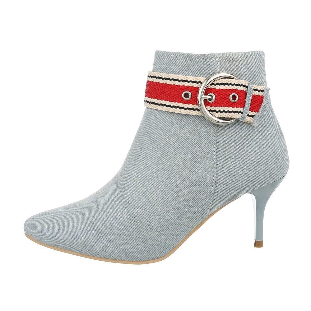 Členková dámska obuv EU shd-okk1072mo