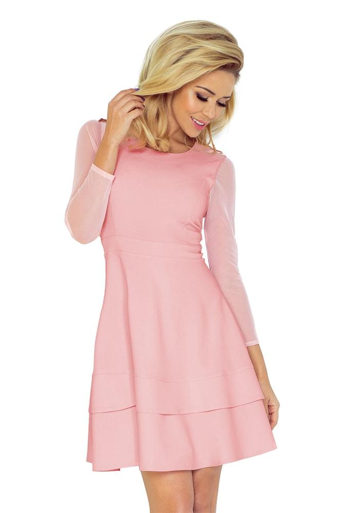 Spoločenské dámske šaty - XS Numoco nm-sat141-7