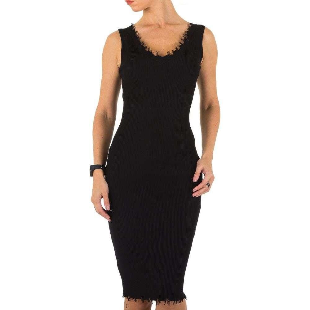 Černé šaty - S/M EU shd-sat1042bl