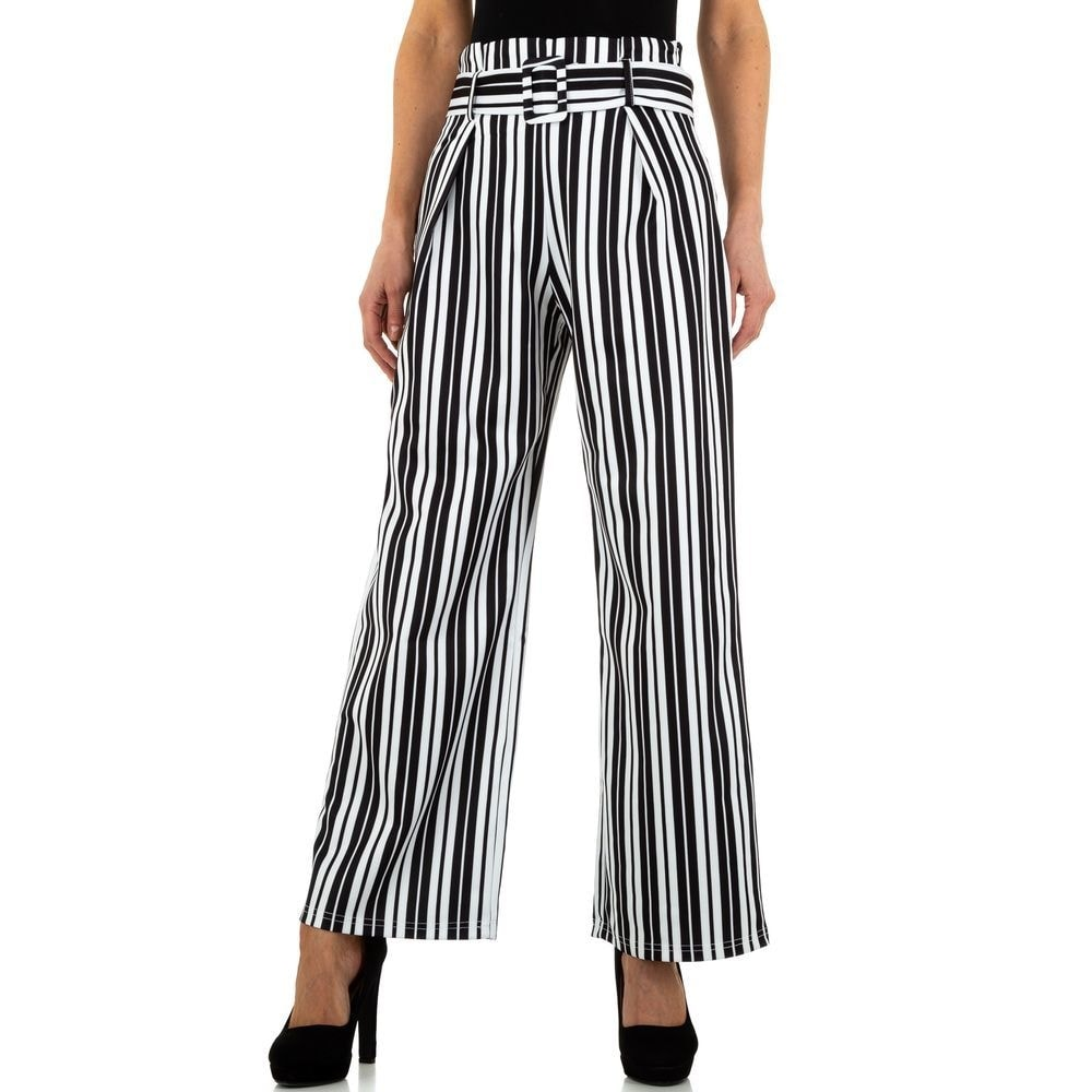 Široké dámske nohavice - S/36 EU shd-ka1136