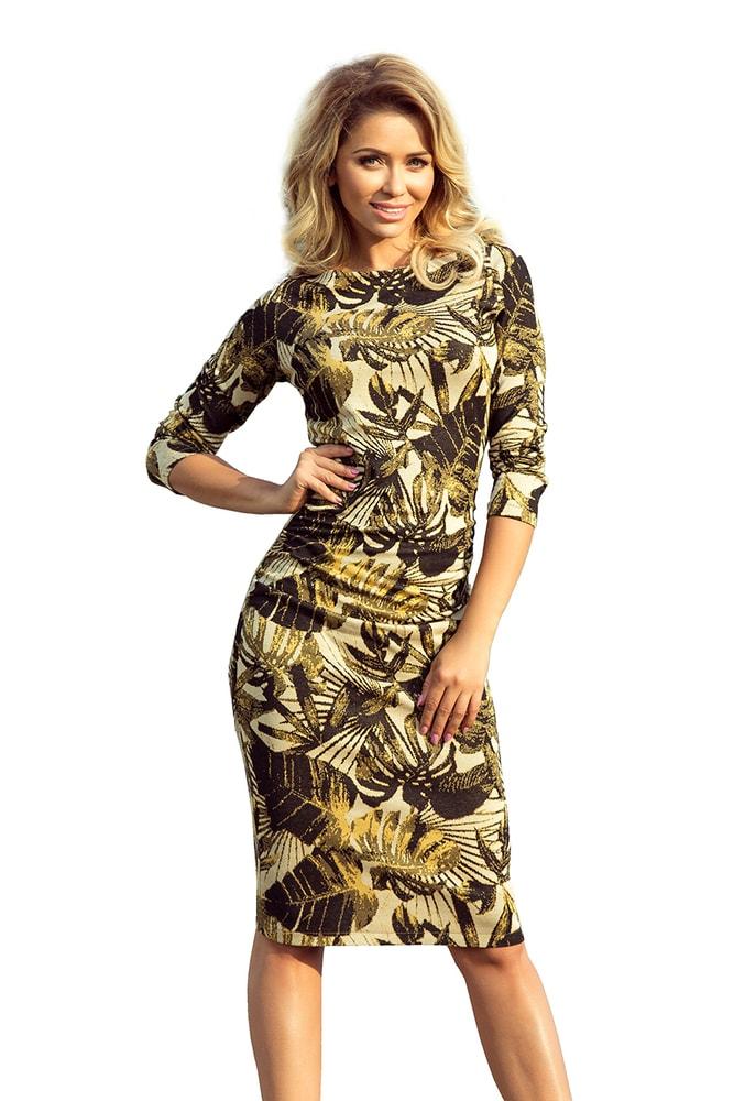 Dámské úpletové šaty Numoco nm-sat59-8