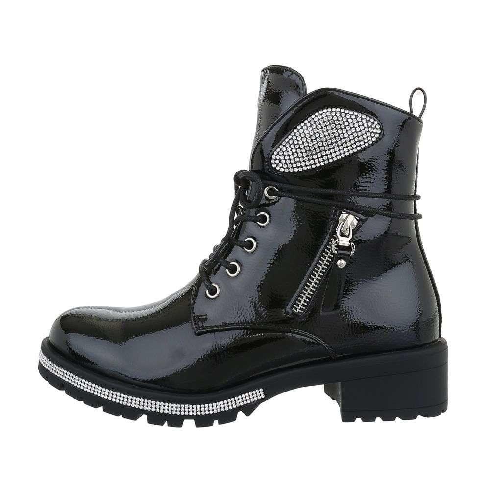 Členkové dámske topánky - 38 EU shd-okk1200bl