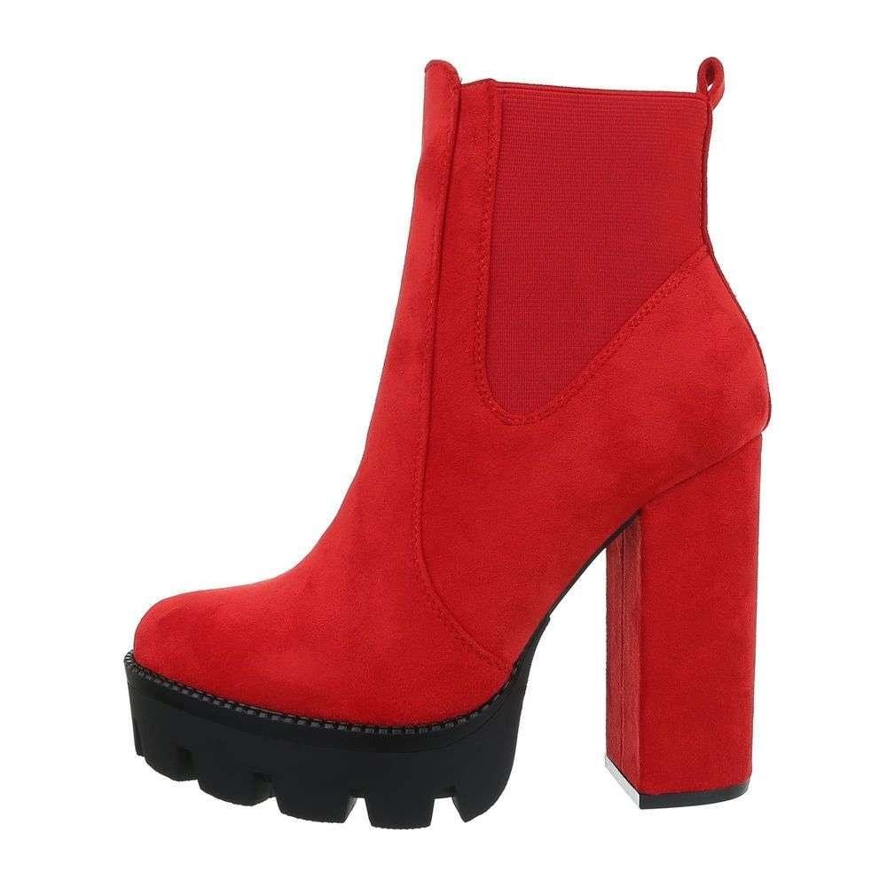 Kotníková obuv na podpatku - 39 EU shd-okk1187re