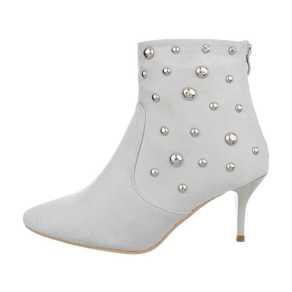 Členková dámska obuv EU shd-okk1071gr